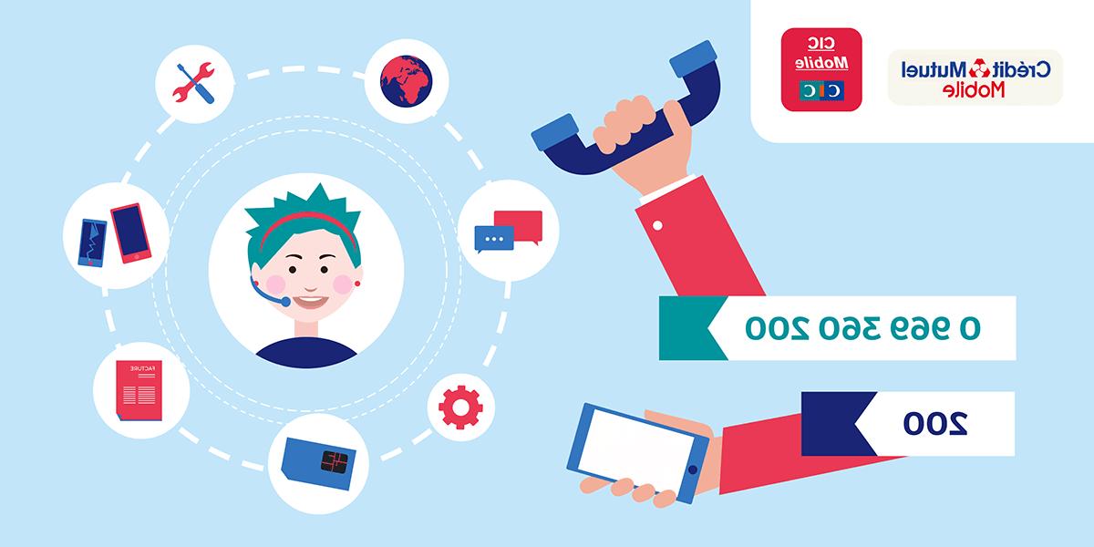 Comment changer de mobile sur Crédit Mutuel ?